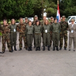 Hrvatska vojna  reperezentacija u judu