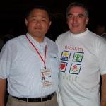 Yasuhiro Yamashita i Anto Prgomet