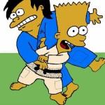 judo bacanje